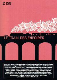 Cover Les Enfoirés - 2005: Le train des Enfoirés [DVD]